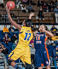 2013-14 A&T Women's Basketball vs Morgan State