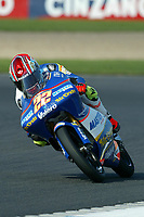 MOTOGP 2003 -ENGLAND- DONINGTON - 130703 - PHOTO : OSCAR BERGAMASCHI/SPJ /DPPI/DIGITALSPORT <br />