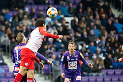 05.05.2019, Generali Arena, Wien, AUT, 1. FBL, FK Austria Wien vs FC Red Bull Salzburg, Meistergruppe, 29. Spieltag, im Bild v. l. Christoph Monschein (FK Austria Wien), Andre Ramalho (FC Red Bull Salzburg) // f. l. Christoph Monschein (FK Austria Wien) Andre Ramalho (FC Red Bull Salzburg) during the tipico Bundesliga master group 29th round match between FK Austria Wien and FC Red Bull Salzburg at the Generali Arena in Wien, Austria on 2019/05/05. EXPA Pictures © 2019, PhotoCredit: EXPA/ Florian Schroetter
