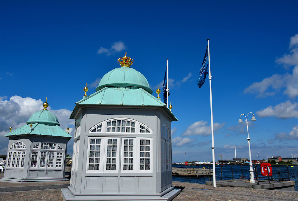 Royal Pavilions in Copenhagen, Denmark<br />