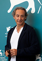 Venice, Italy, 30th August 2019, Composer Alexandre Desplat at the photocall for the film J'Accuse (An Officer And A Spy) at the 76th Venice Film Festival, Sala Grande. Credit: Doreen Kennedy/Alamy Live News