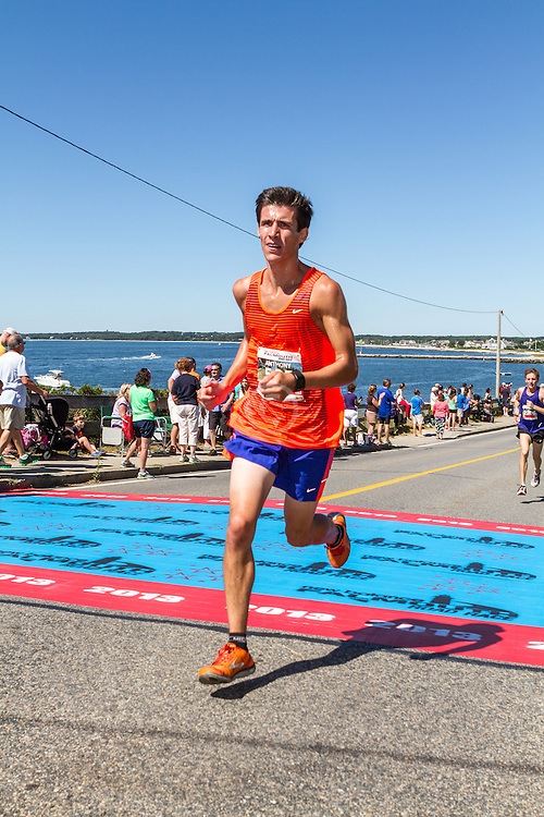 41st Falmouth Road Race: Anthony Fierimonte