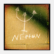 Street Art St Pauli. Hamburg. Photography, C-Print, 2014, 20 x 20 cm.  ©Nero Pécora/La pared