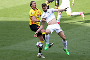Watford v Swansea City - 15 April 2017