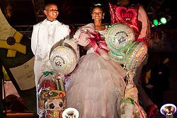 Carnival Prince & Princess 2012 T'Keyjah Austrie an Timoy Hodge