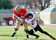 VMI Football weathers Gardner-Webb rally, holds on for 31-24 victory