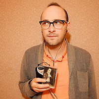 "Josh Gondelman's ""Physical Whisper"" release party - 3/24/16 - The Jewish Museum"