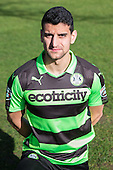Forest Green Rovers Headshots 020317