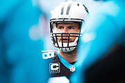 December 24, 2016: Carolina Panthers vs Atlanta Falcons. Greg Olsen