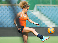 training Oranje dames 30/6