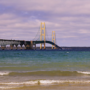 &quot;Mackinac Bridge View&quot;<br />