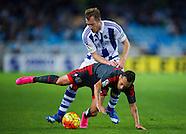 Real Sociedad de Futbol vs Celta de Vigo de Futbol