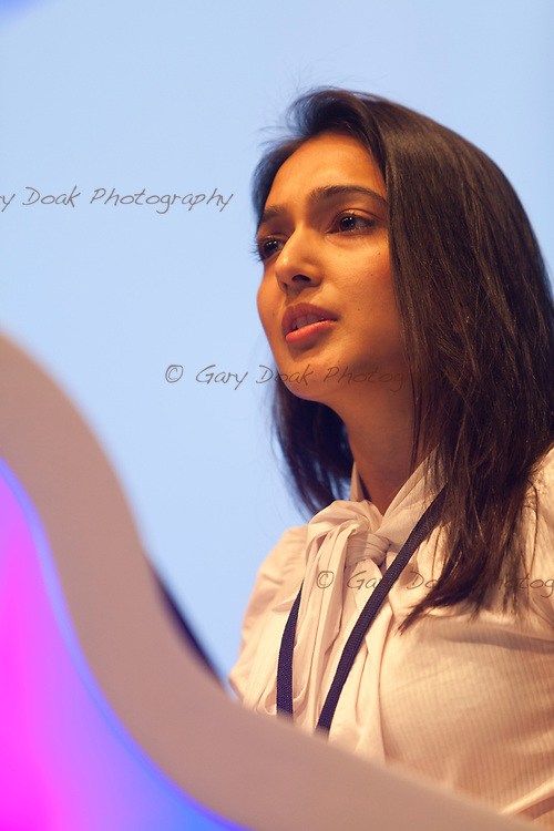 Pooja Arora<br /> BMA LMC's Conference<br /> EICC, Edinburgh<br /> <br /> 18th May 2017<br /> <br /> Picture by Gary Doak