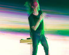 Thom Yorke at The Bill Graham Civic Auditorium - San Francisco, CA - 12/16/18