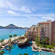 Villa del Arco hotel in Cabo San Lucas. Baja California Sur, Mexico.