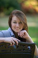 Kathryn's senior portrait session