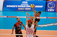 CEV european league 2014 Ikast - Denmark