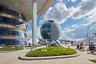 Expo 2017 Astana, Kazakhstan. Architect Smith & Gill.