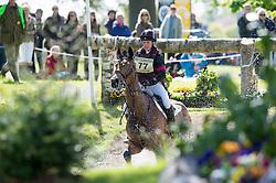 Bullimore Sarah, (GBR), Reve Du Rouet<br /> Cross Country<br /> Mitsubishi Motors Badminton Horse Trials - Badminton 2015<br /> © Hippo Foto - Jon Stroud<br /> 09/05/15