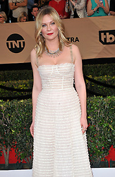 Kirsten Dunst at the 23rd Annual Screen Actors Guild Awards held at the Shrine Expo Hall in Los Angeles, USA on January 29, 2017.