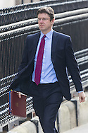 Communities Secretary Greg Clark arrives for Cabinet at Downing Street, London<br /> Picture by Paul Davey/Focus Images Ltd +447966 016296<br /> 16/03/2016