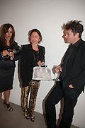 ESPERAZA KOREN; GUYA BERTONI; ROBERT BROWN Pilar Ordovas hosts a Summer Party in celebration of Calder in India, Ordovas, 25 Savile Row, London 20 June 2012