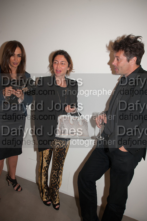 ESPERAZA KOREN; GUYA BERTONI; ROBERT BROWN Pilar Ordovas hosts a Summer Party in celebration of Calder in India, Ordovas, 25 Savile Row, London 20 June 2012