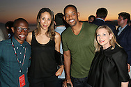 CAP D'ANTIBES, FRANCE - JUNE 21:  Will Smith attends a dinner party hosted by iHeartmedia and Medialink featuring a special performance by Chris Martin of Coldplay during the Cannes Lions Festival of Creativity at Hotel du Cap-Eden-Rock on June 21, 2016 in Antibes, France.  (Photo by Tony Barson/Getty Images for iHeartMedia)