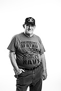 Lawrence R. LaBarre<br /> Navy<br /> E-4<br /> Gunners Mate<br /> 10/1968-11/1974<br /> Vietnam War<br /> <br /> Veterans Portrait Project<br /> Photo by Stacy L. Pearsall
