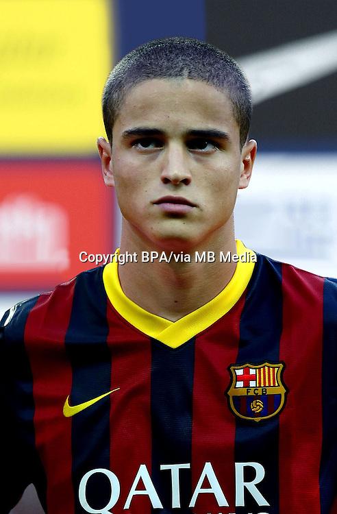 Ibrahim Afellay ( FC Barcelona )