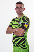 Forest Green Rovers Kevin Dawson(18) during the official team photocall for Forest Green Rovers at the New Lawn, Forest Green, United Kingdom on 29 July 2019.