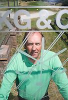 ZANDVOORT - DAAN SLOOTER, directeur van het KLM Open 2008. COPYRIGHT KOEN SUYK