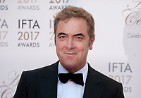 Actor James Nesbitt at the 2017 IFTA Film & Drama Awards at the Round Room of the Mansion House, Dublin,  Ireland Saturday 8th April 2017.