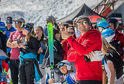 Jure Kosir - ex slovenian world cup skiier during Dila Challenge 2019 between Kline Bostjan and Flisar Filip , on March 30, 2019, on Krvavec, Slovenia. Photo by Urban Meglic / Sportida