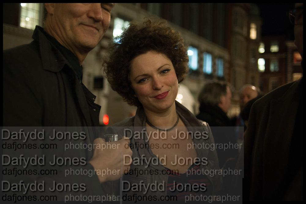 NEDKA BAVLIKU;, Nina Fowler works curated by James Birch, The launch of Dadiani Fine Art, 30 Cork St. London.  24 November 2014
