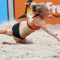 Jiba eredivisie Beach Volleyball - Amsterdam Grand Slam 6 Juni