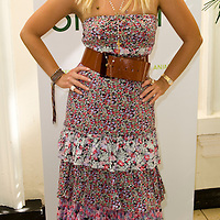 London,  July 15th Liz Fuller attends Hollywood Hair Stylist Tara Smith launch of her new line of hair products