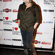 NLD/Amsterdam/20100215 -  inloop verkiezing Miss i Love Fashion, Victoria Koblenko
