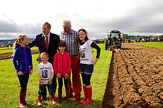 Enda Kenny at The National Ploughing Championships 2014