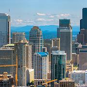 Seattle skyline - Seattle, WA