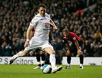 Photo: Tom Dulat.<br /> <br /> Tottenham Hotspur v Blackburn Rovers. The FA Barclays Premiership. 28/10/2007.<br /> <br /> Robbie Keane scores penalty for Tottenham Hotspur. Tottenham leds 1-0