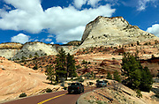 Southwestern Utah, Zion National Park, scenic Route 9