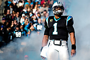 December 10, 2017: Minnesota vs Carolina. Cam Newton