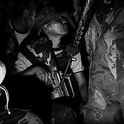 Philippines, Mindanao. Davao Oriental 2012. Philippines Army.