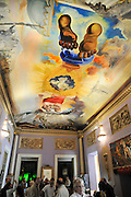 Dali Theatre and Museum, Figueres, in Catalonia, Spain.