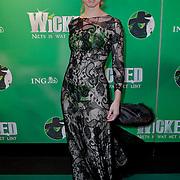 NLD/Scheveningen/20111106 - Premiere musical Wicked, Ellen Evers