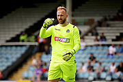 Bolton goalkeeper Ben Alnwick during the Pre-Season Friendly match between Peterborough United and Bolton Wanderers at London Road, Peterborough, England on 28 July 2018. Picture by Nigel Cole.