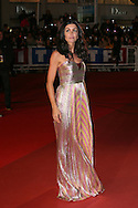 CANNES, FRANCE - NOVEMBER 12:  Jenifer Bartoli arrives at the 18th NRJ Music Awards at the Palais des Festivals on November 12, 2016 in Cannes, France.  (Photo by Tony Barson/FilmMagic)