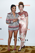 Inspiration Awards Honoree Regina Hall, and Jenni Luke, CEO, Step Up Women's Network
