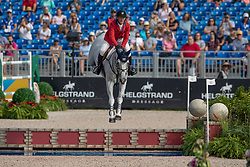 Ward Mclain, USA, Clinta<br /> World Equestrian Games - Tryon 2018<br /> © Hippo Foto - Dirk Caremans<br /> 23/09/2018